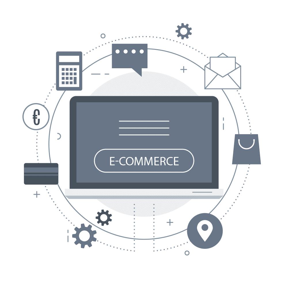 All-in Paket zu E-Commerce und Online Marketing: Beratung, Coaching, Schulung, Umsetzung mit Förderug
